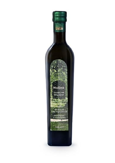 Picture of HOLIVIA Extra Virgin Olive Oil 100 ML.