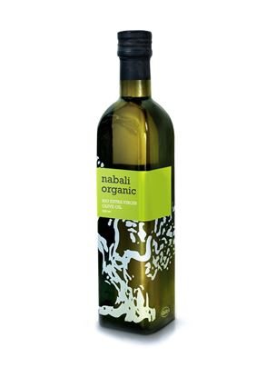 Picture of Nabali Organic Extra Virgin Olive Oil - 500 ml