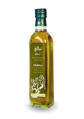 Picture of Nabali Extra Virgin Olive Oil - 500 ml