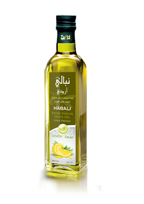 Picture of Nabali Extra Virgin Olive Oil - Lemon