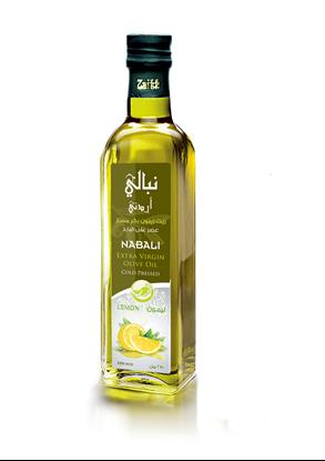 Picture of Nabali Extra Virgin Olive Oil - Lemon
