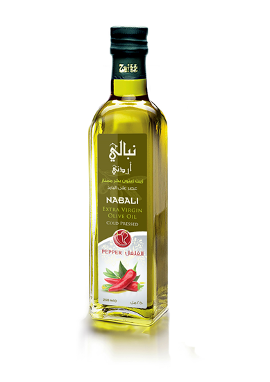 Picture of Nabali Extra Virgin Olive Oil - Pepper